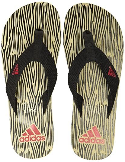8adf41b40261c Adidas Men s Aril Attack 2017 M Natbei Black Scarle House Slippers - 8 UK