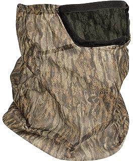 ff40aa70c3013 Amazon.com  Mossy Oak Mesh Half Mask  Sports   Outdoors