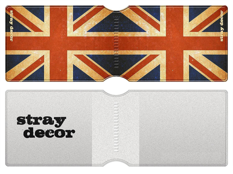 Passe Navigo et Moneo COMBO Union Jack Passe dautobus Cartes de Cr/édit Navigo Pass Stray Decor 3x /Étui /à Cartes//Porte-Cartes pour Titres de Transport