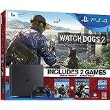 Sony PlayStation 4 1TB Watch Dogs 2 Bundle
