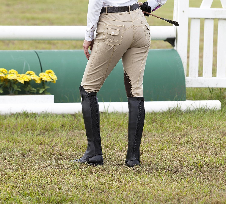 Huntley Equestrian Women/'s Beige Riding Breeches