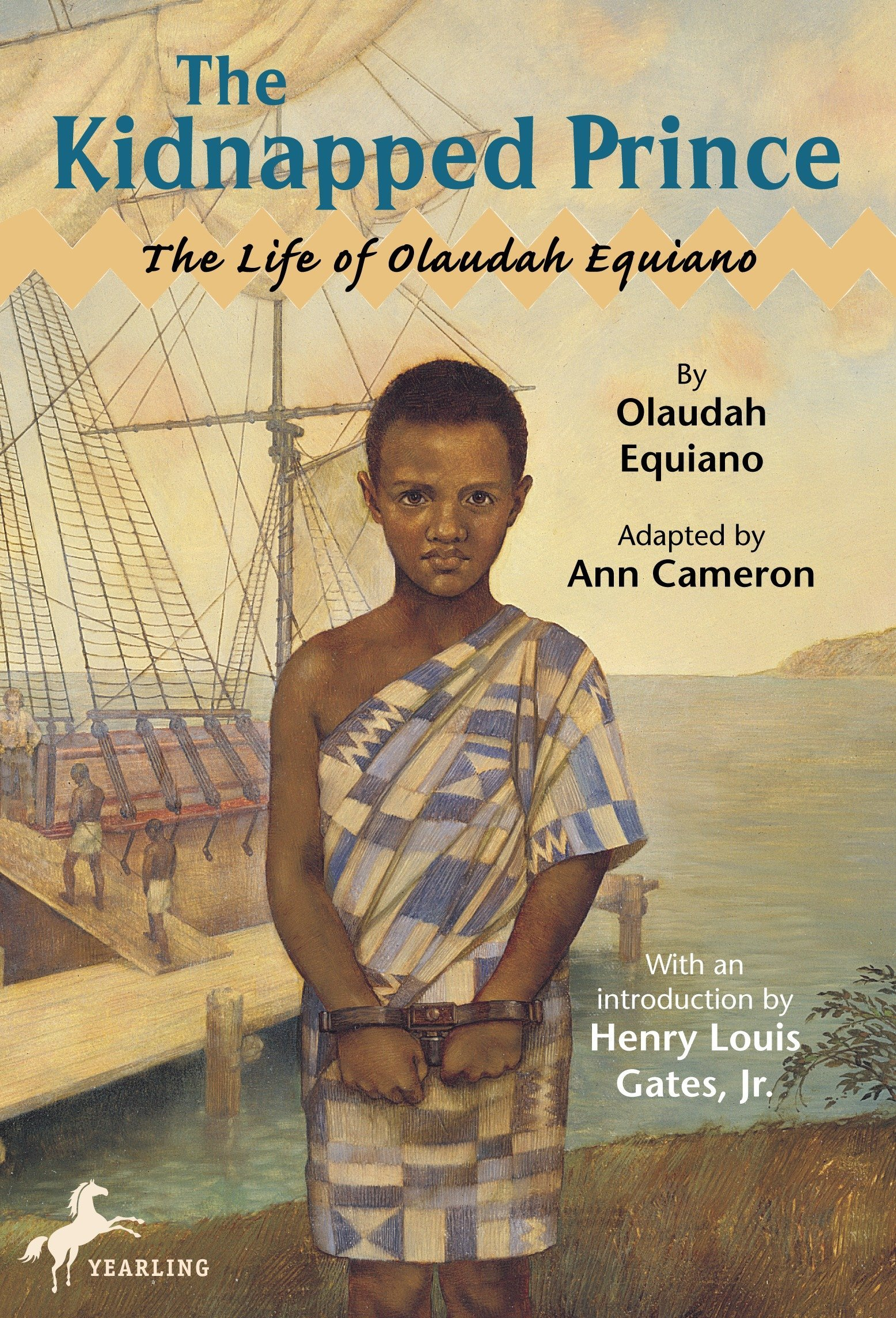 The Kidnapped Prince: The Life of Olaudah Equiano ebook