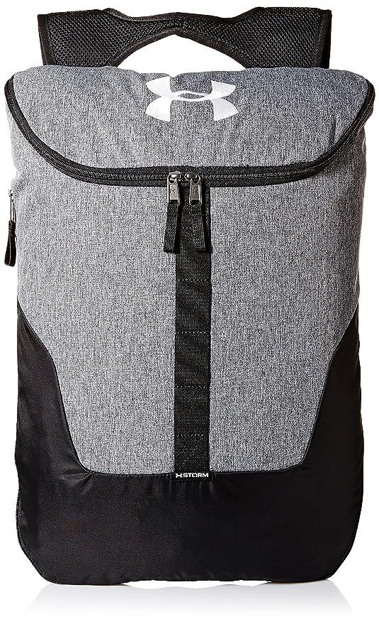 59b96135e8aa Amazon.com  Under Armour Unisex Expandable Sackpack  Sports   Outdoors