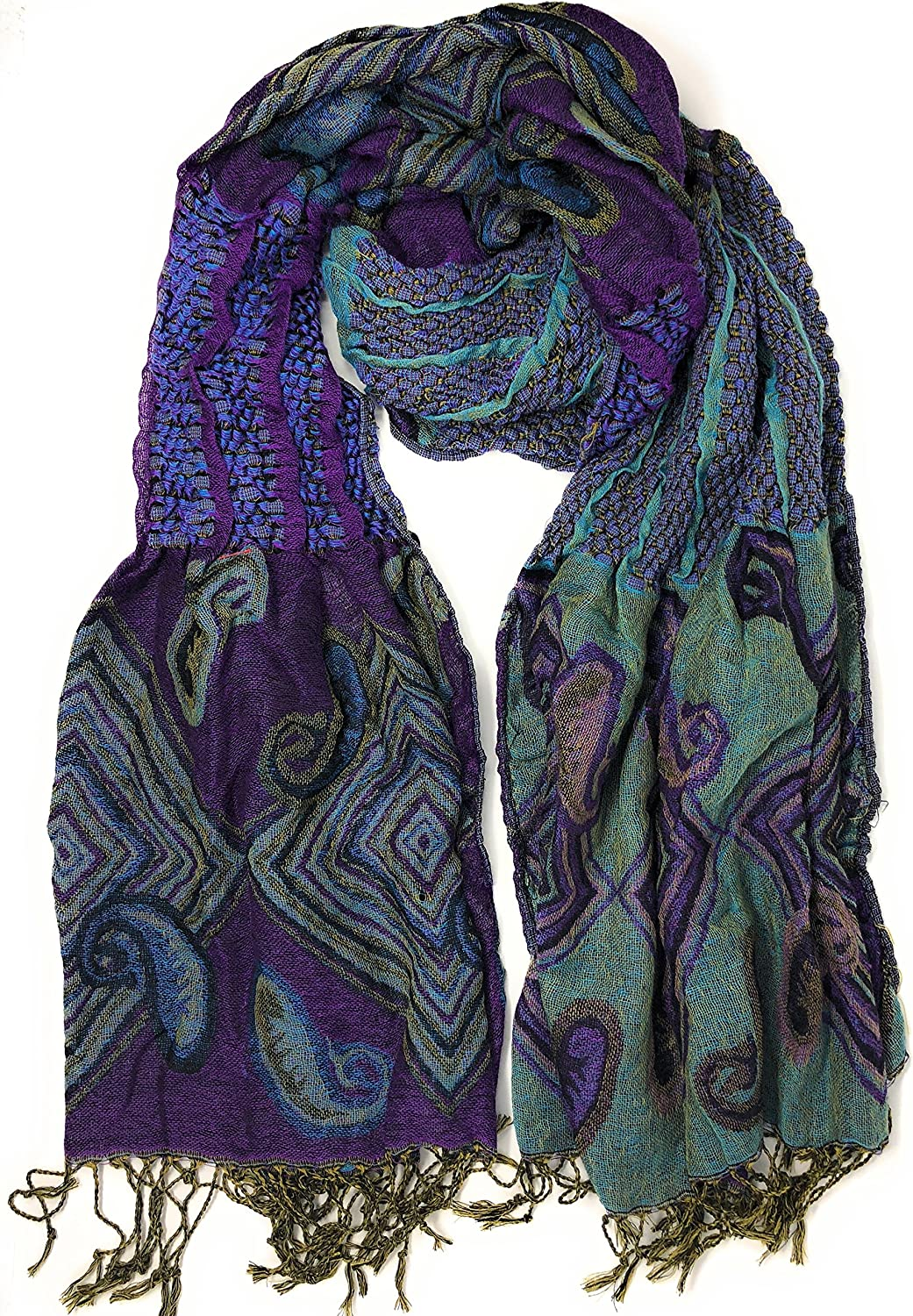 Tan's Pashmina Reversible...