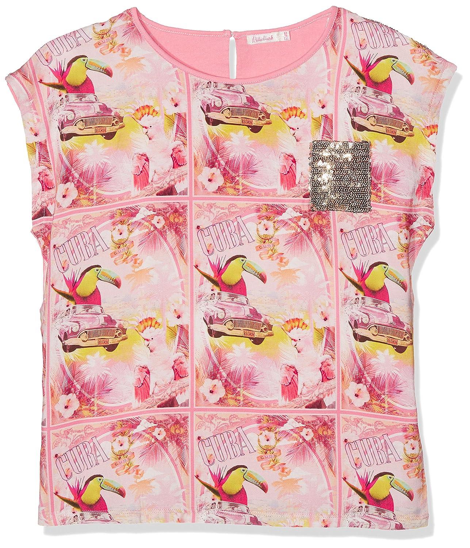 Billieblush U15394, Camisa para Niñas, Blanco (Imprime Z47), 2 años: Amazon.es: Ropa y accesorios