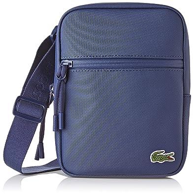 ab3f3b59b6 Lacoste homme Nh2884po Sac porte epaule Bleu (Estate Blue): Amazon.fr:  Chaussures et Sacs