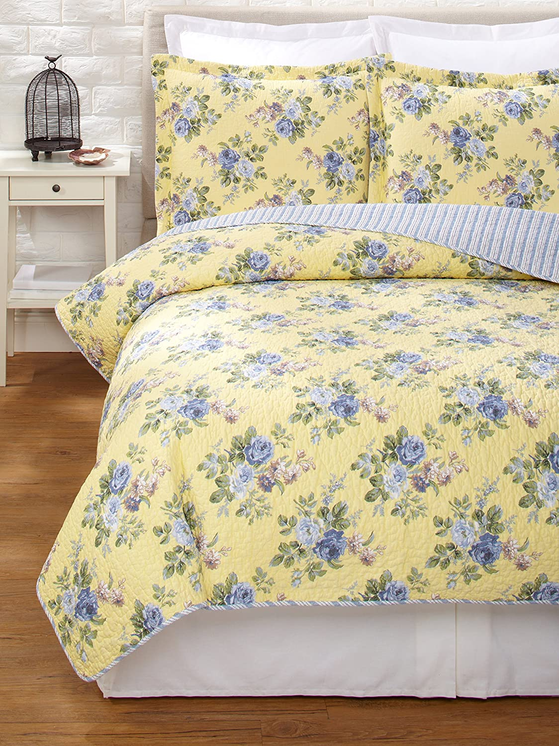 Laura Ashley Bedding Sets – Ease Bedding with Style : laura ashley king quilt - Adamdwight.com
