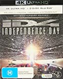 INDEPENDENCE DAY 4K (UHD) (3 DISC)