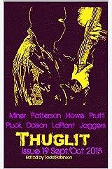 THUGLIT Issue Nineteen Kindle Edition