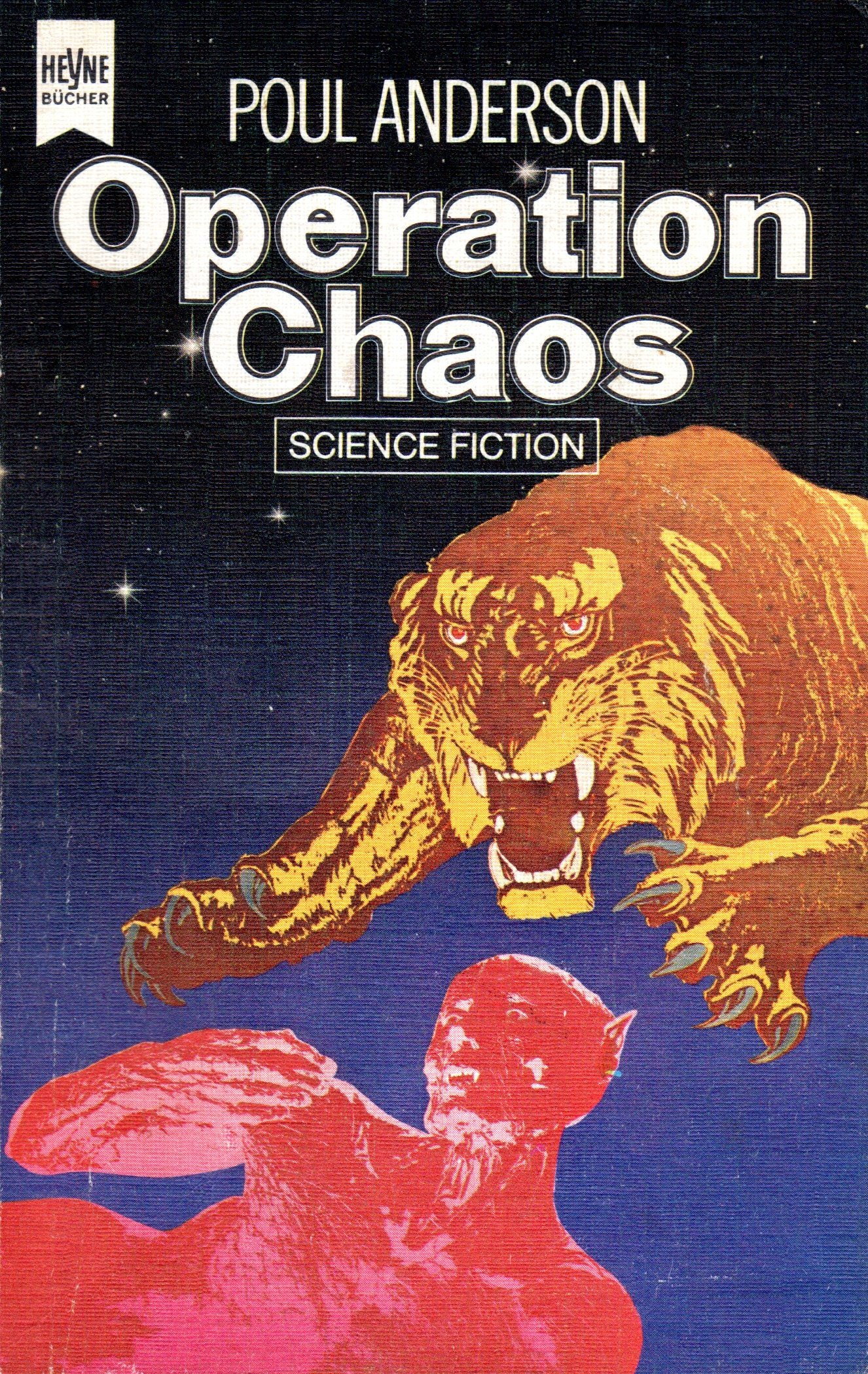 Poul Anderson - Operation Chaos