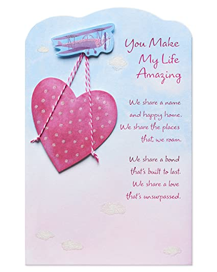 Amazon american greetings amazing mothers day card for wife american greetings amazing mothers day card for wife with glitter m4hsunfo