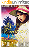 Mail Order Bride - Prudence's Destiny: Clean and Wholesome Historical Western Cowboy Inspirational Romance (Faith Creek Brides Book 12)