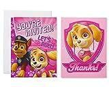 American Greetings Nickelodeon Paw Patrol Invite