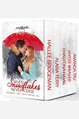When Snowflakes Never Cease (Crossroads Collection) Kindle Edition