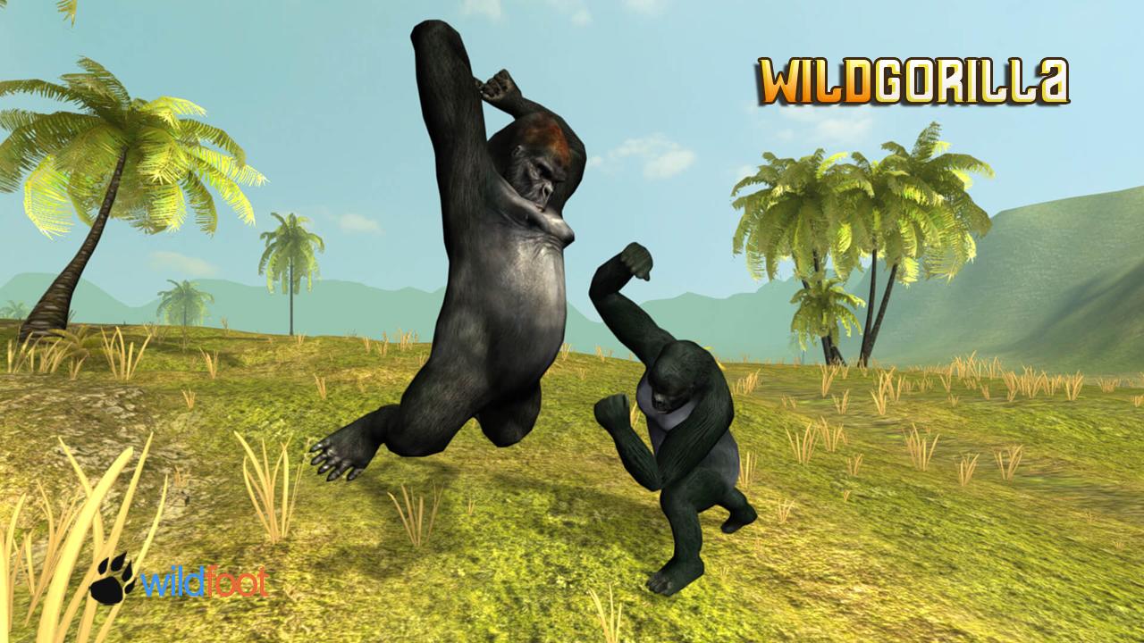 amazoncom wild gorilla simulator appstore for android