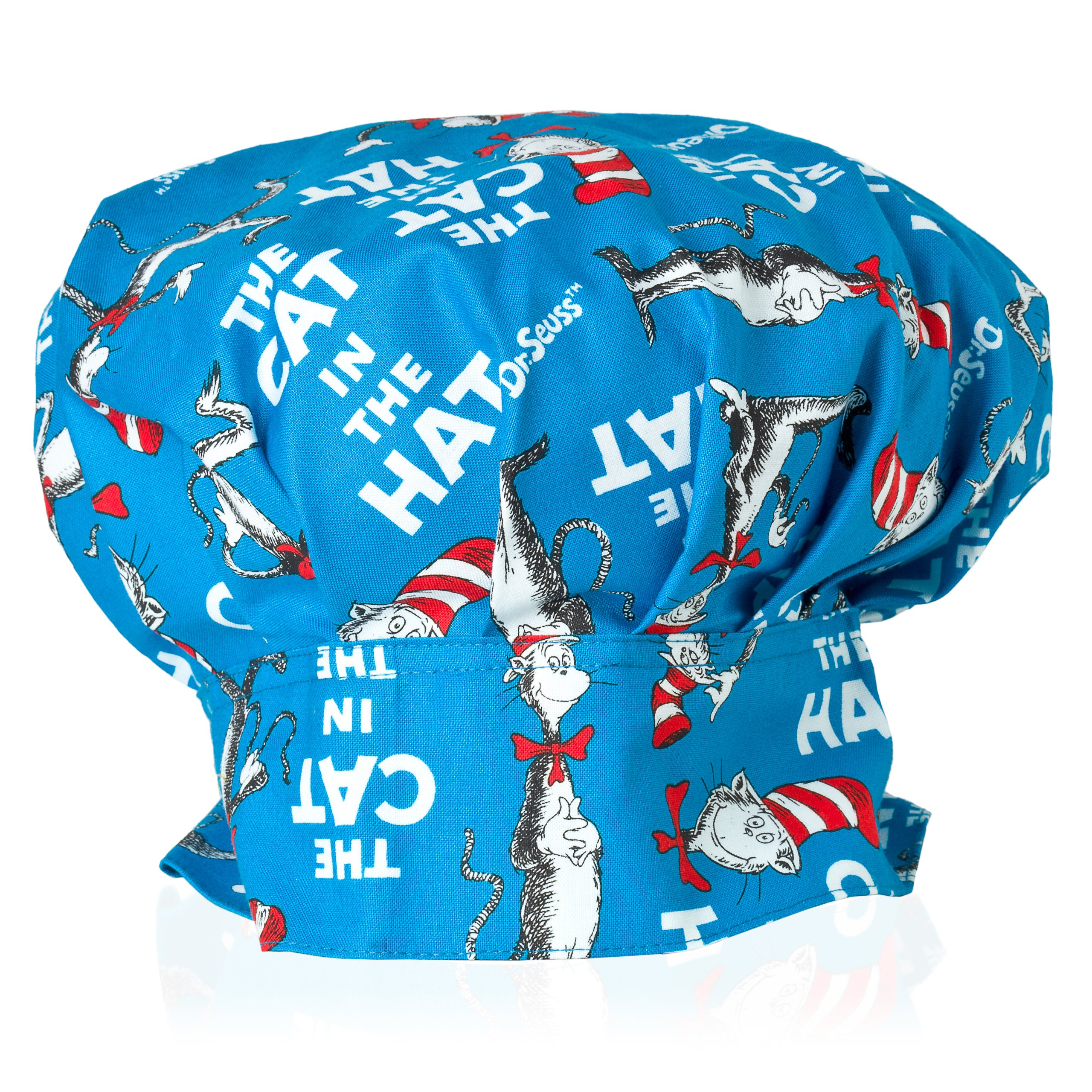 Dr. Seuss Cat in the Hat Adult Chef's Hat