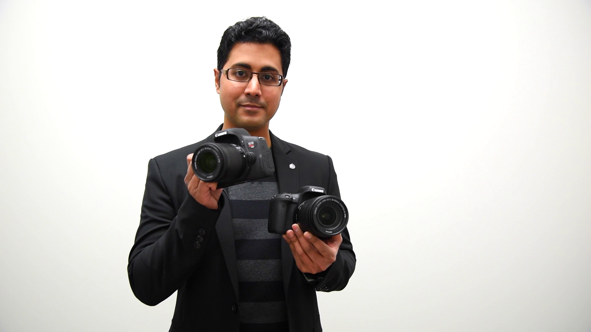 DPReview First Look: Canon EOS Rebel T6s and T6i