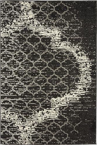 nuLOOM RZBD61A Print Leopard Area Rug, 5 x 7 5 , Grey, Gray