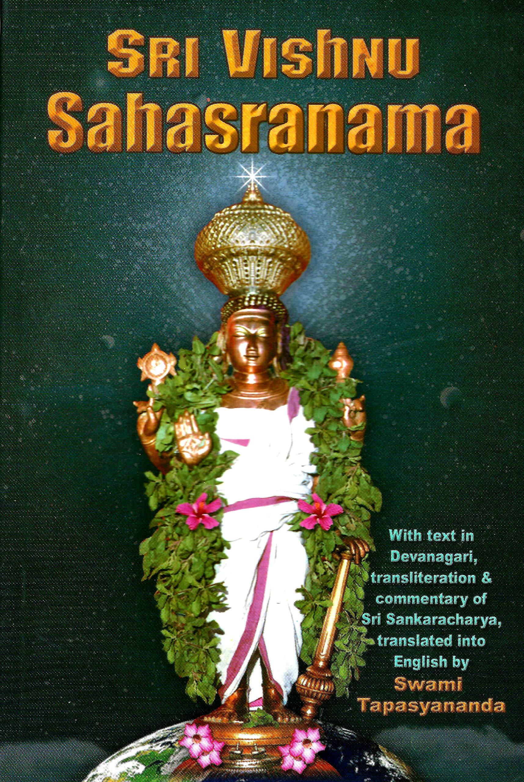 Buy Sri Vishnu Sahasranama Book Online at Low Prices in