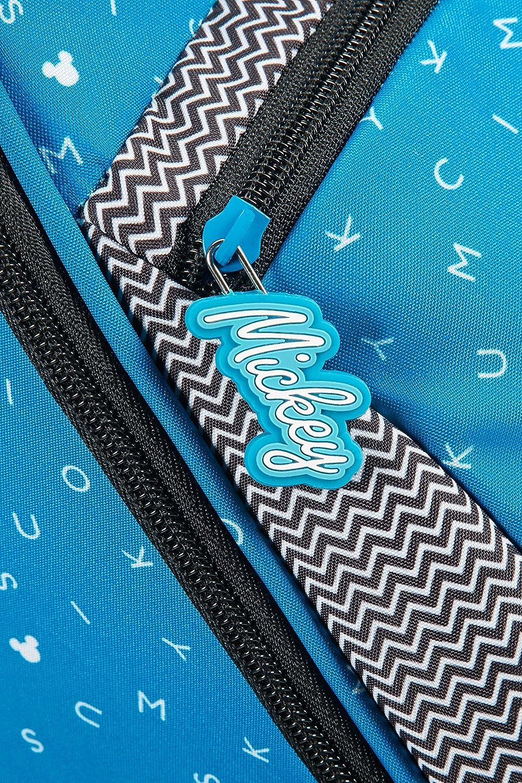 blau Upright S Kindergep/äck 49 cm 24 L Samsonite Disney Ultimate 2.0 Mickey Letters