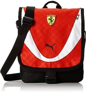506581b7d445 Amazon.com  PUMA Men s Ferrari Replica Shoulder Bag