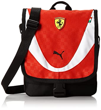 d66d77ce9f1e Amazon.com  PUMA Ferrari Replica Portable Shoulder Bag
