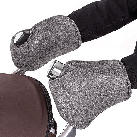 Guantes/calentador de manos con térmica de oso polar de – para carrito o Buggy
