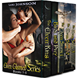 Elven Claimed Series 5-Book Boxed Set Bundle Complete Collection (Elven Claimed Series: (a BWWM Interracial Paranormal Fantasy Romance) 7)