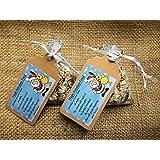 2 x Bags of Magical Handmade Reindeer food with Poem