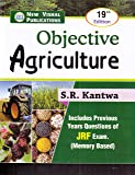Objective Agriculture Includes Previous Year Questions of JRF Exam Memory Based 19th edn