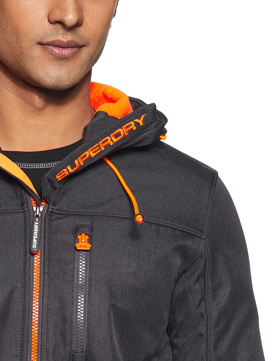 Superdry Hooded Windtrekker Giacca Uomo