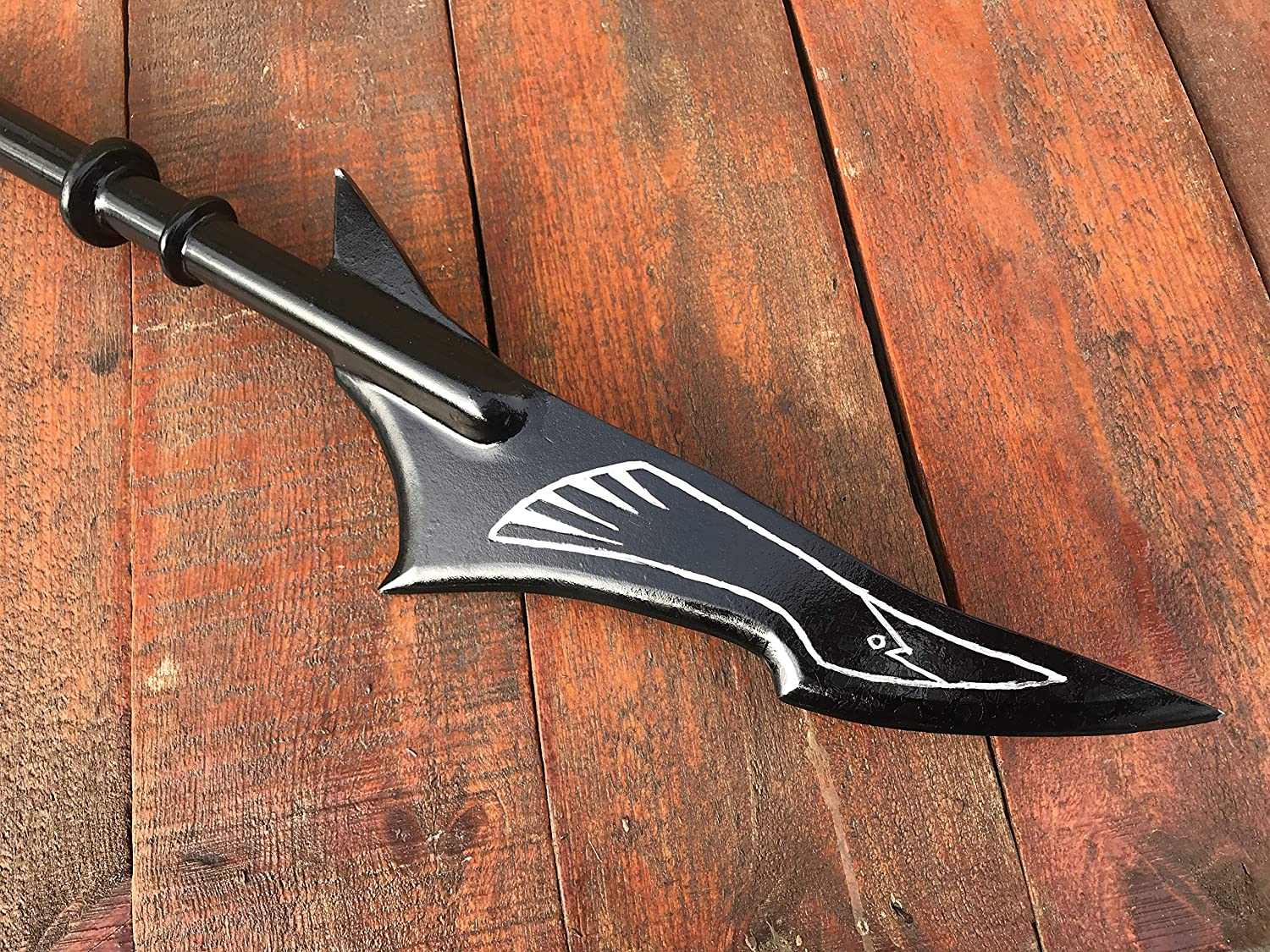 Mats stave Mat Cauthon cosplay weapon Wheel of Time spear