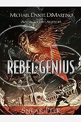 REBEL GENIUS Sneak Peek Kindle Edition