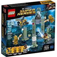197-Piece LEGO Super Heroes 76085 Battle of Atlantis