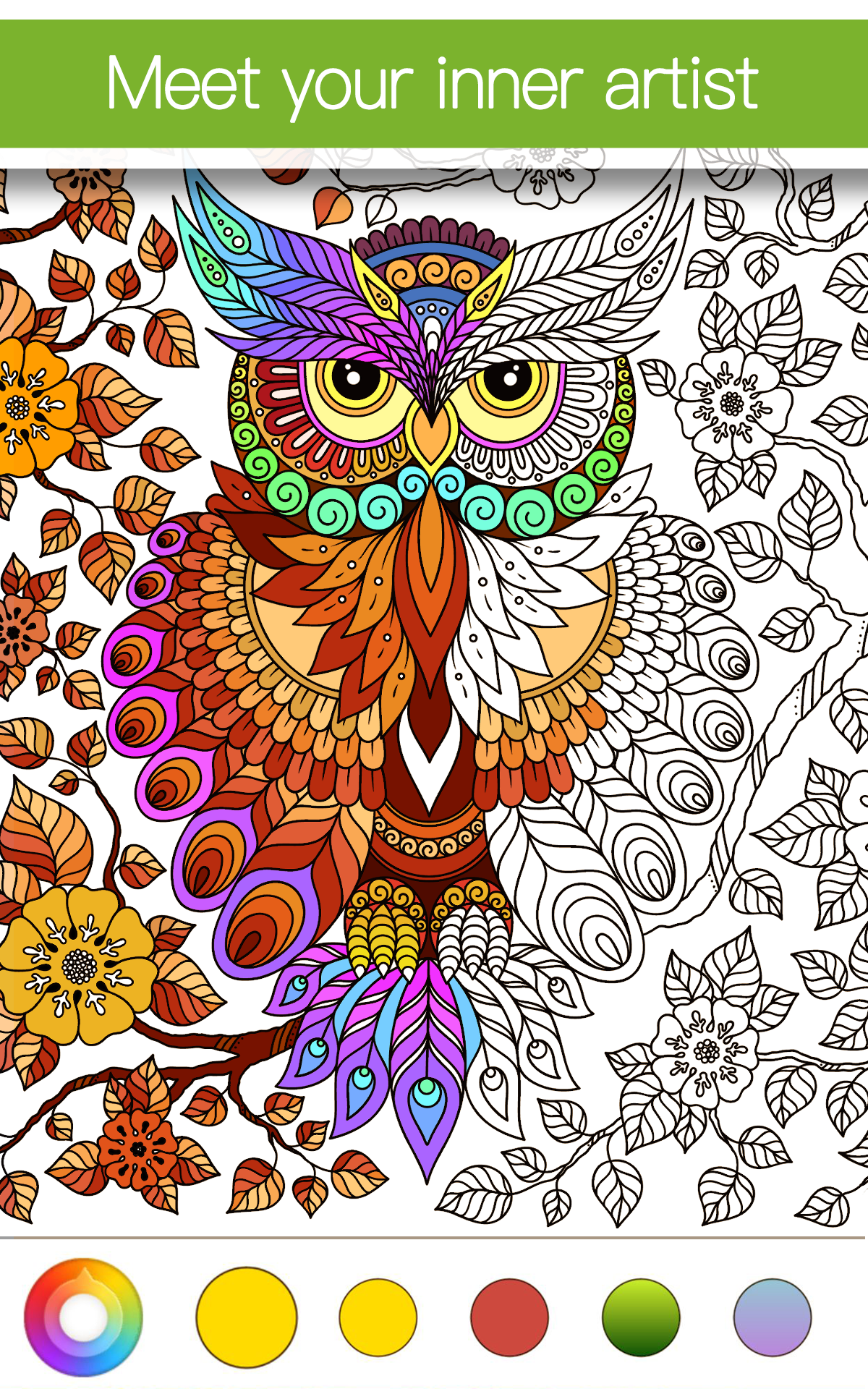 Coloring Apps for Adults Premium: Amazon.com.au: Appstore ...