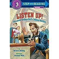 Listen Up! Alexander Graham Bell's Talking Machine