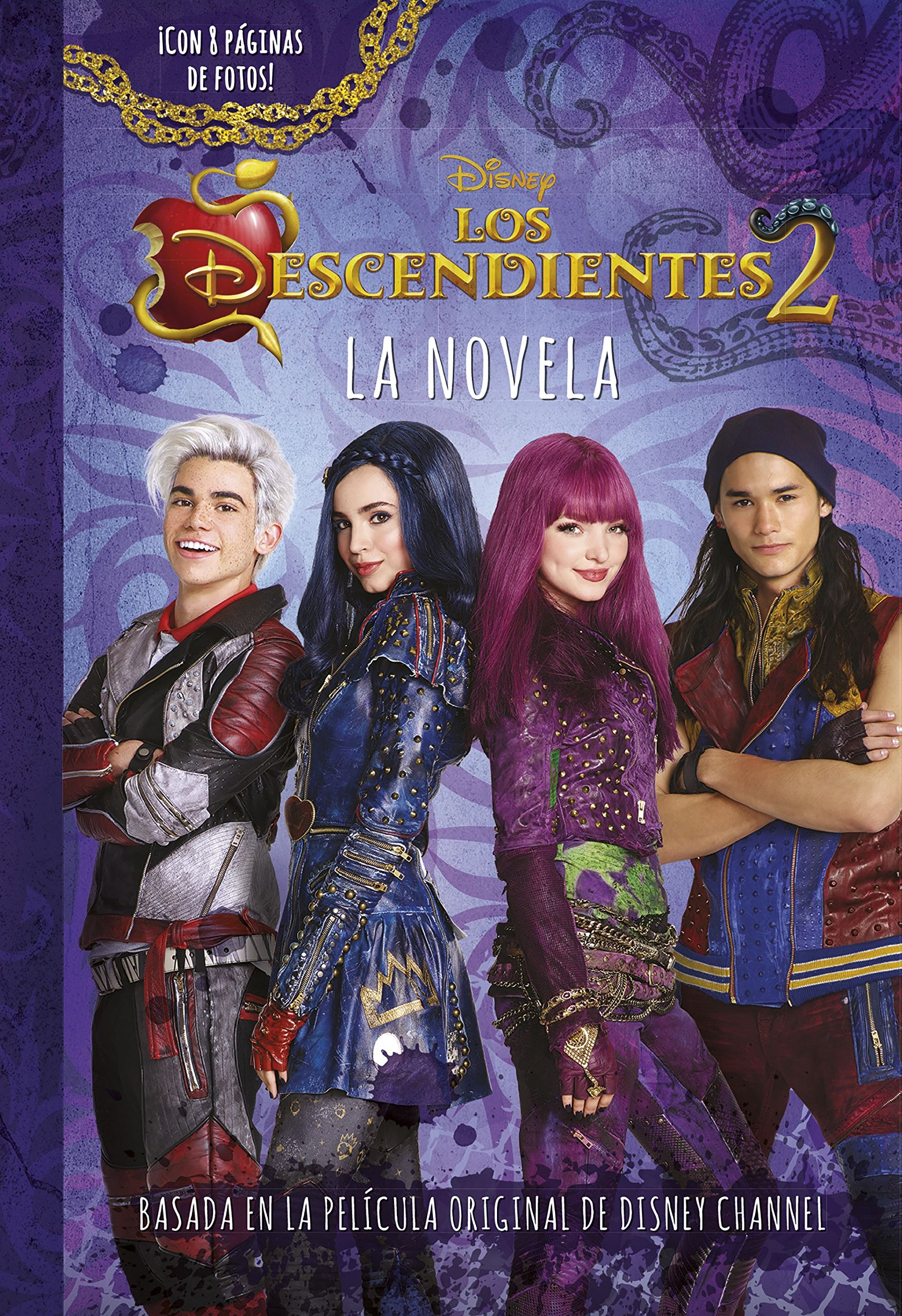 Los Descendientes 2. La novela