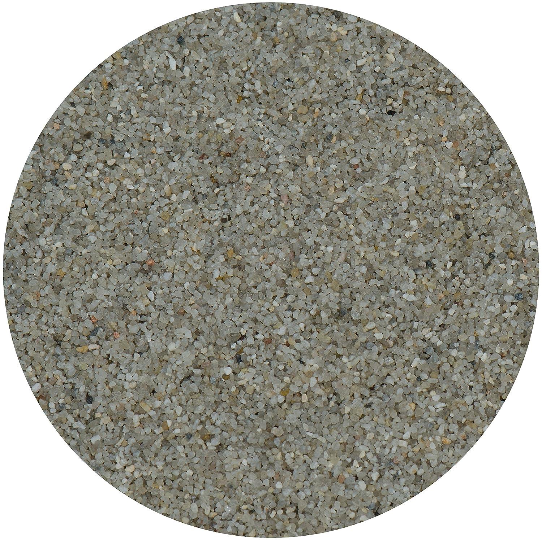 Ingbertson 25kg Sack Quarzsand 0,71 bis 1,25 mm f/ür Poolfilter