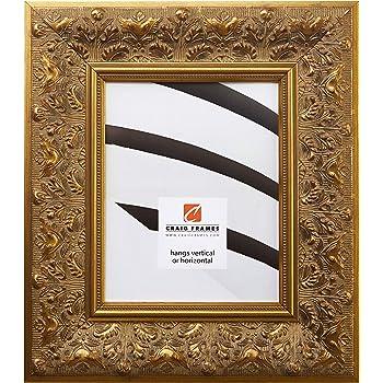 Amazon Craig Frames 1wb3bk 6 By 9 Inch Pictureposter Frame