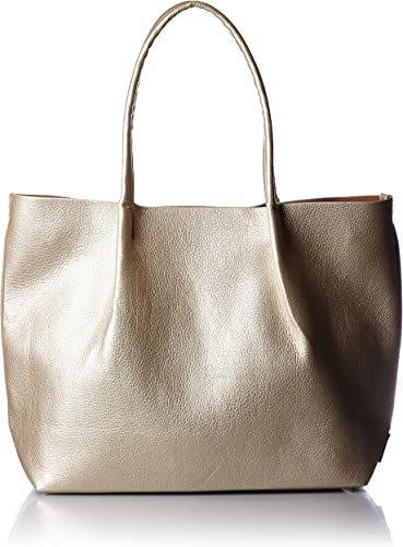 ROOTOTE Womens Synthetic Leather Totebag One Size Khaki