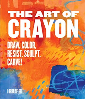 Amazing crayon drawing with lee hammond create lifelike portraits the art of crayon draw color resist sculpt carve fandeluxe Choice Image