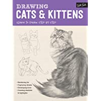 Drawing: Cats & Kittens: Learn to draw step by step