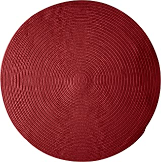 product image for Colonial Mills Bristol Area Rug 3x3 Holly Berry