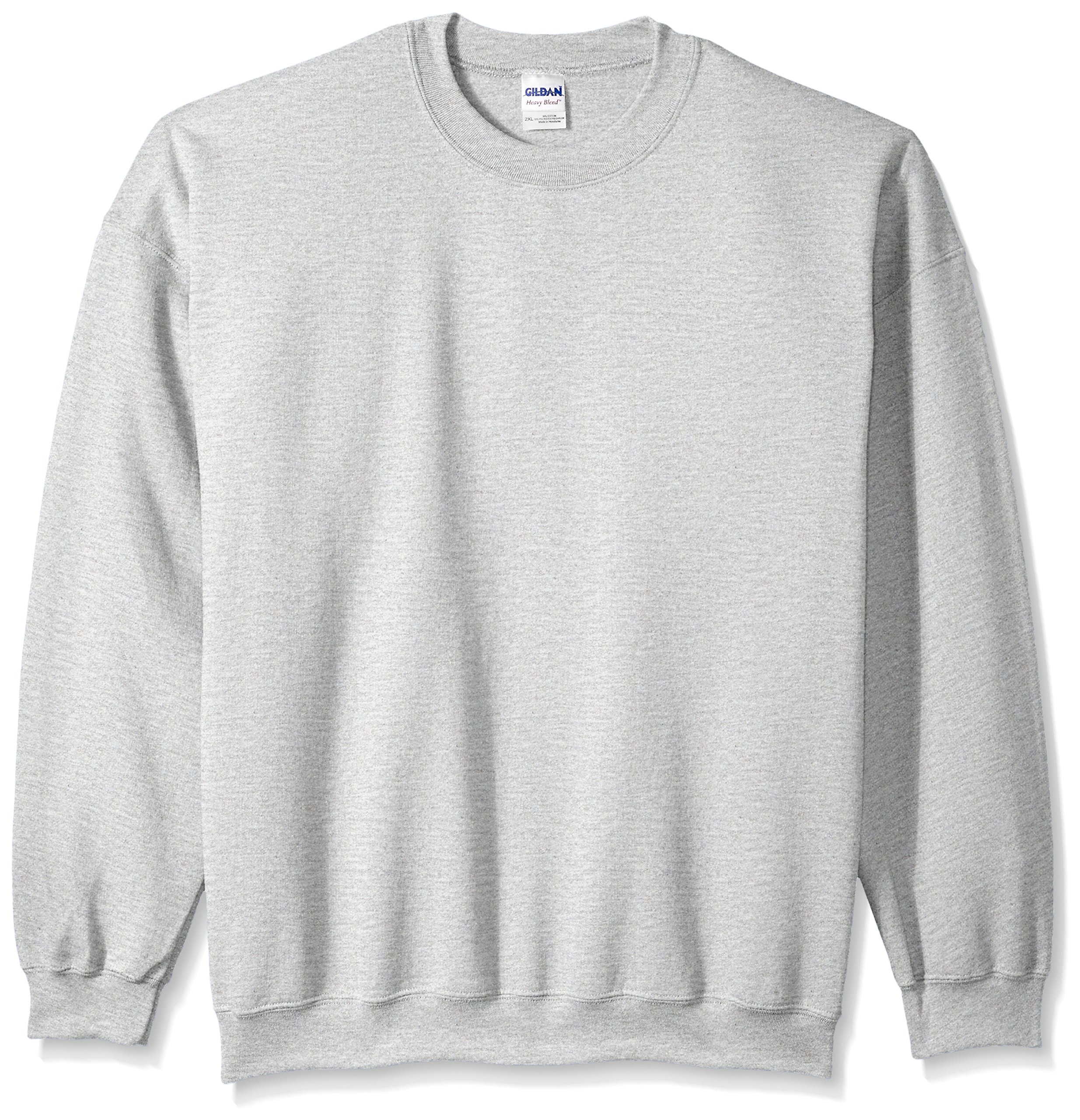 Gildan Men's Heavy Blend Crewneck Sweatshirt - XX-Large - Sport Grey