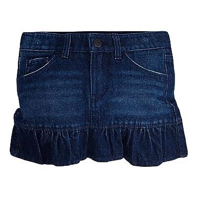857730d6a09 Amazon.com  Levi s Girls  Denim Scooter Skirt  Clothing