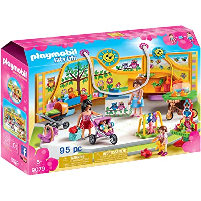 PLAYMOBIL Baby Store Building Set: Playmobil: Toys & Games