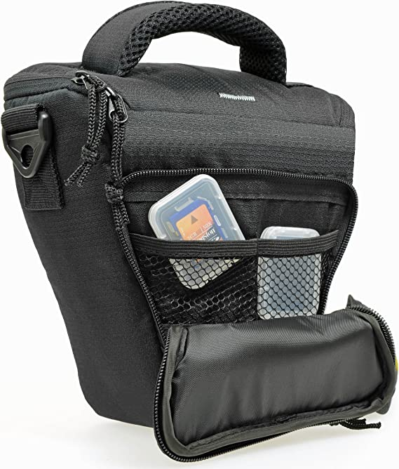 Foto Kamera Tasche Set Colt Halfter Mit Einbeinstativ Kamera