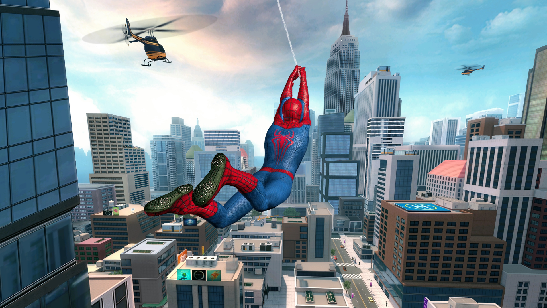 spider man 2 games free download for mobile