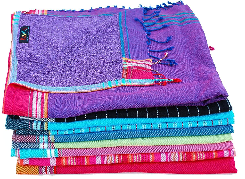Kisiki Kikoy Towels- In verschiedenen Farben