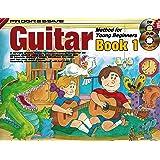 Progressive Guitar Method for Young Beginners: Book 1